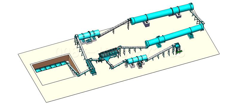 Bio Fertilizer Production Plant Machines