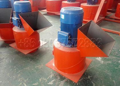 Chain Crusher for Fertilizer Production plant