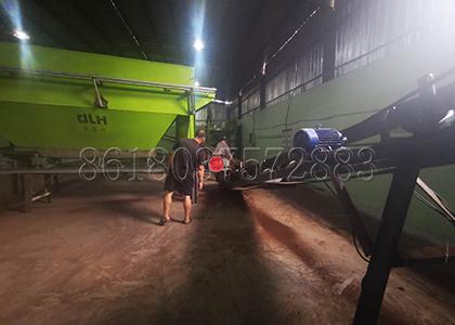 Compound Fertilizer Production Process