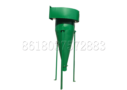 Cyclone Dust Collector in Drum Pelletizer Compound Fertilizer Production Factory