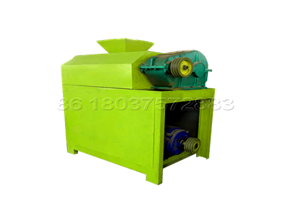 Double Roller Extrusion Pelletizer in Pig Management Factory