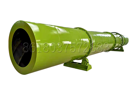 Dryer in Small Scale Organic Fertilizer Production Line