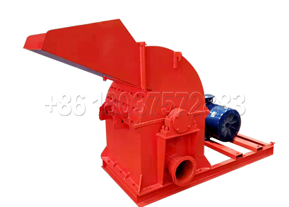 Grinder for Crushing Straw and Wood