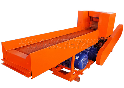 Grinding Machine for Cow Dung Management