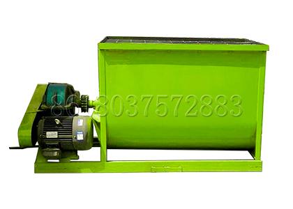Manure Horizontal Fertilizer Mixer for Sale