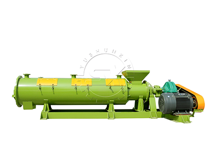 New Type Organic (Cow Manure) Fertilizer Granulator