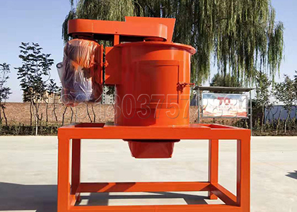 New Type Vertical Crusher Used in Organic fertilizer line