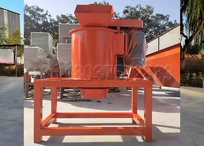 New Type Vertical Crusher for Fertilizer Making Factory