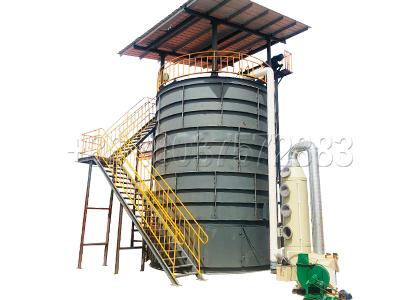 No-polluting Small fermentation tank