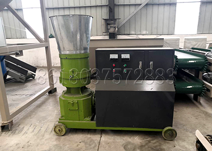 Organic Fertilizer Pellets Granulating Machine
