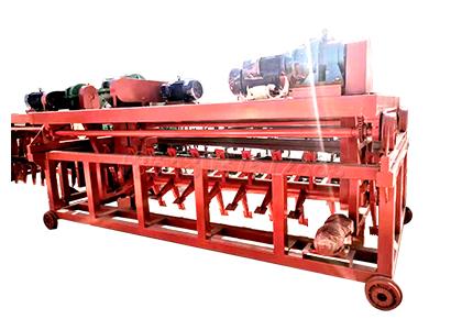 Pig Manure Compost Making Machine in Fertilizer Plant