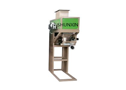 Powder Fertilizer Packing Machine in SX