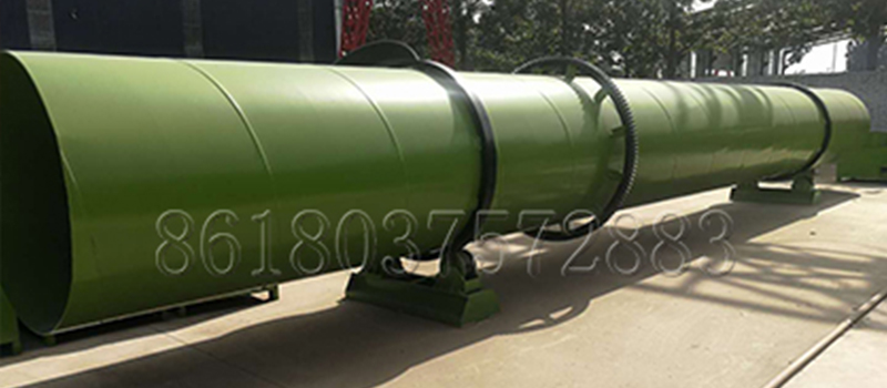 Rotary Drum Dryer in ShunXin Factory