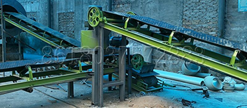 SX Fertilizer Belt Conveyor for Transporting