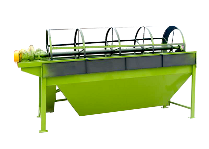Screening Machine for Chicken Manure Management line