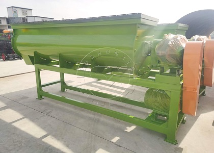Small Organic Fertilizer Blending Machine for Sale