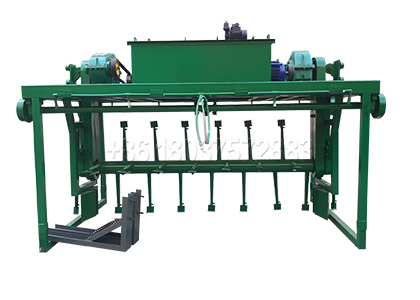 Trench Groove Type Manure Composting Machine