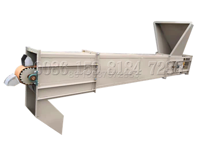 Auxiliary for Conveying Materials