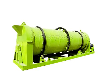 Rotary Drum Granulator with Stirring Steeth-Compost Pellet Making Machine
