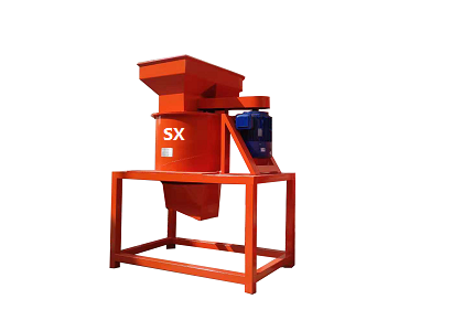 Vertical Crusher in Composting process