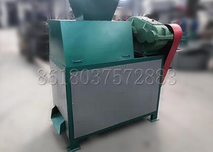 Double Roller Granulation Machine for Compound Fertilizer Production