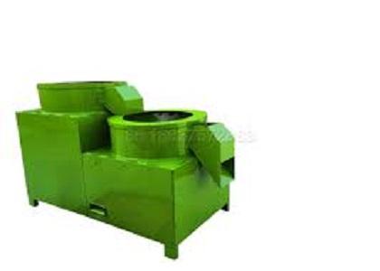 Fertilizer Machine for Polishing Organic & Compound Fertilizer Granules